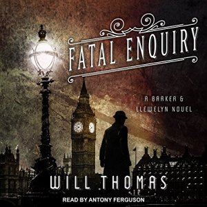 Fatal Enquiry Audiobook By Will Thomas cover art