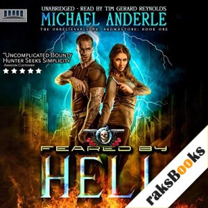 Feared by Hell Audiobook By Michael Anderle cover art
