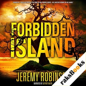 Forbidden Island Audiobook By Jeremy Robinson cover art