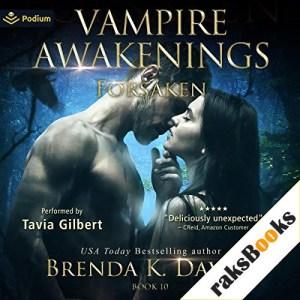 Forsaken Audiobook By Brenda K. Davies cover art