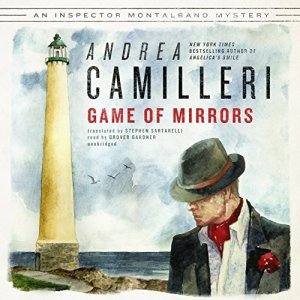 Game of Mirrors Audiobook By Andrea Camilleri cover art