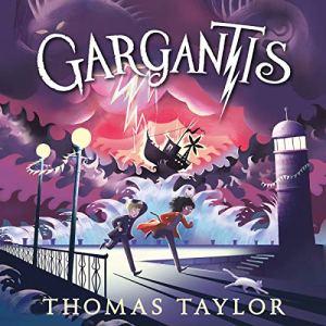 Gargantis Audiobook By Thomas Taylor cover art