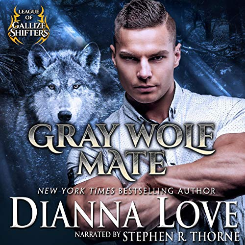 Gray Wolf Mate Audiobook By Dianna Love cover art
