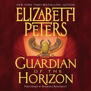 Guardian of the Horizon Audiobook By Elizabeth Peters cover art