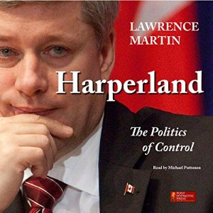 Harperland Audiobook By Lawrence Martin cover art