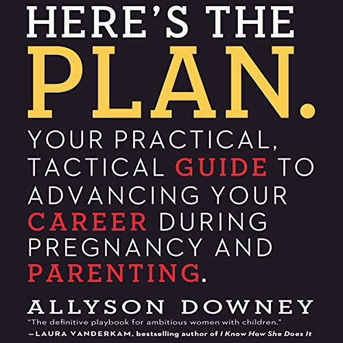 Here's the Plan. Audiobook By Allyson Downey cover art