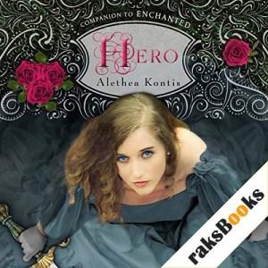 Hero Audiobook By Alethea Kontis cover art