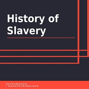 History of Slavery Audiobook By IntroBooks cover art