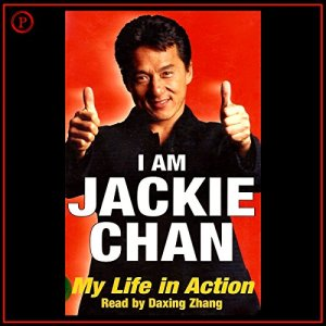 I Am Jackie Chan Audiobook By Jackie Chan cover art