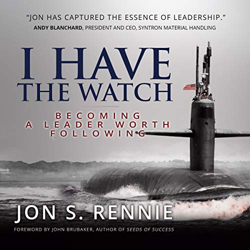 I Have the Watch Audiobook By Jon S. Rennie cover art