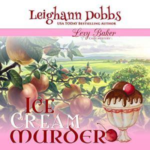 Ice Cream Murder Audiobook By Leighann Dobbs cover art