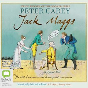 Jack Maggs Audiobook By Peter Carey cover art