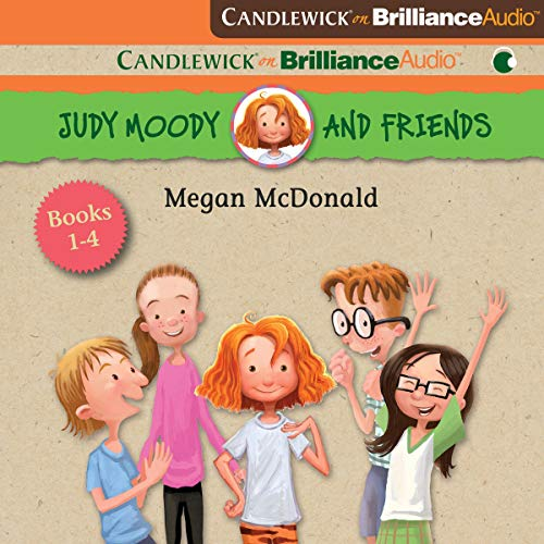Judy Moody and Friends Collection Audiobook By Megan McDonald cover art