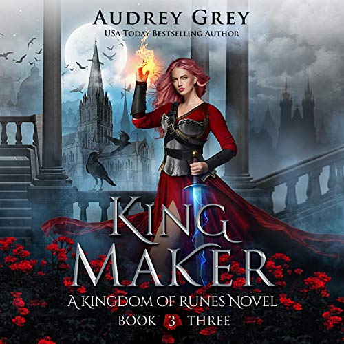 King Maker Audiobook By Audrey Grey cover art
