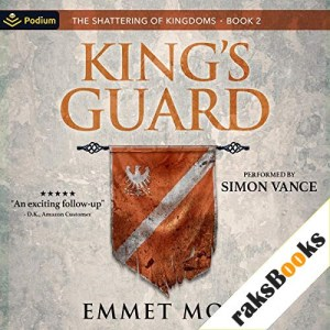 King's Guard Audiobook By Emmet Moss cover art