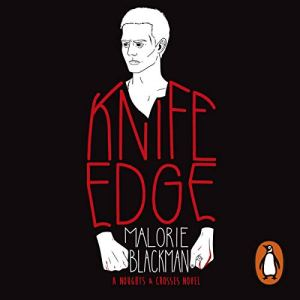 Knife Edge Audiobook By Malorie Blackman cover art