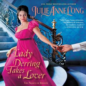 Lady Derring Takes a Lover Audiobook By Julie Anne Long cover art