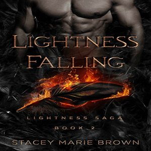 Lightness Falling Audiobook By Stacey Marie Brown cover art