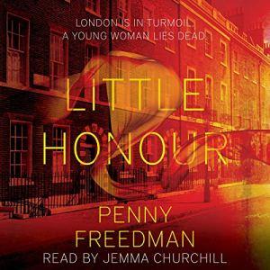 Little Honour Audiobook By Penny Freedman cover art