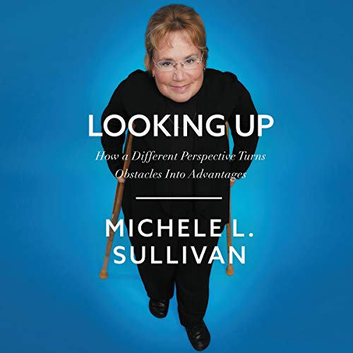 Looking Up Audiobook By Michele Sullivan cover art