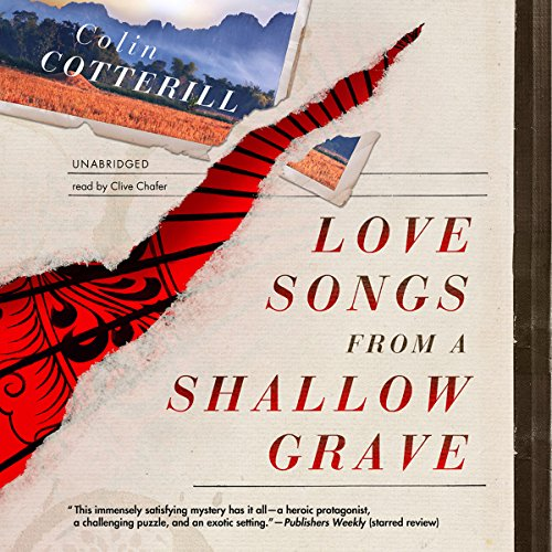 Love Songs from a Shallow Grave Audiobook By Colin Cotterill cover art