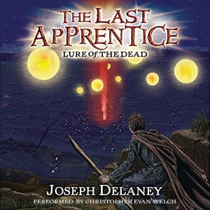 Lure of the Dead Audiobook By Joseph Delaney, Patrick Arrasmith cover art