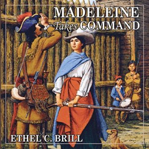 Madeleine Takes Command Audiobook By Ethel C. Brill cover art
