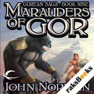 Marauders of Gor Audiobook By John Norman cover art