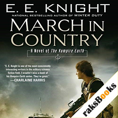 March in Country Audiobook By E. E. Knight cover art