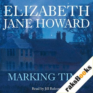 Marking Time Audiobook By Elizabeth Jane Howard cover art