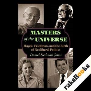 Masters of the Universe Audiobook By Daniel Stedman Jones cover art
