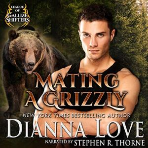 Mating a Grizzly Audiobook By Dianna Love cover art