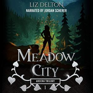Meadowcity Audiobook By Liz Delton cover art
