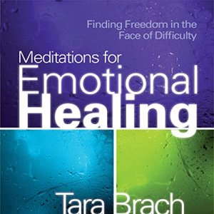 Meditations for Emotional Healing Audiobook By Tara Brach cover art