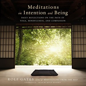 Meditations on Intention and Being Audiobook By Rolf Gates cover art
