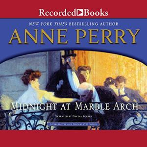Midnight at Marble Arch Audiobook By Anne Perry cover art