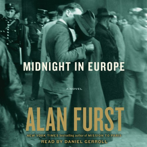 Midnight in Europe Audiobook By Alan Furst cover art