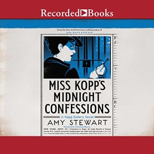Miss Kopp's Midnight Confessions Audiobook By Amy Stewart cover art