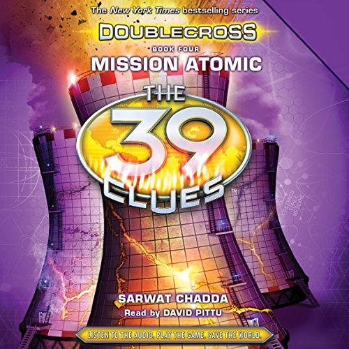 Mission Atomic Audiobook By Sarwat Chadda cover art