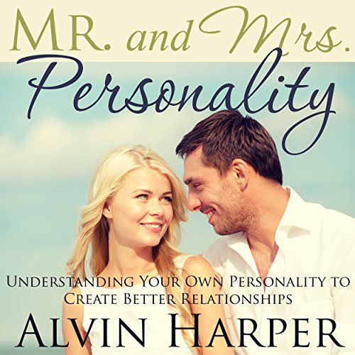 Mr. and Mrs. Personality Audiobook By Alvin Harper cover art