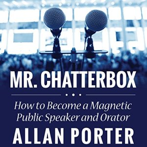 Mr. Chatterbox Audiobook By Allan Porter cover art