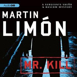 Mr. Kill Audiobook By Martin Limon cover art