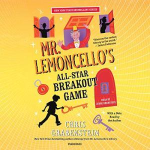 Mr.Lemoncello's All-Star Breakout Game Audiobook By Chris Grabenstein cover art