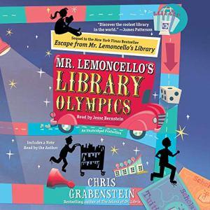 Mr. Lemoncello's Library Olympics Audiobook By Chris Grabenstein cover art