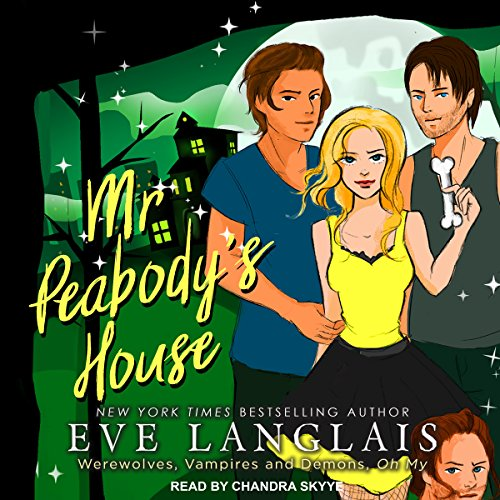 Mr. Peabody's House Audiobook By Eve Langlais cover art