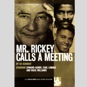 Mr. Rickey Calls a Meeting Audiobook By Ed Schmidt cover art