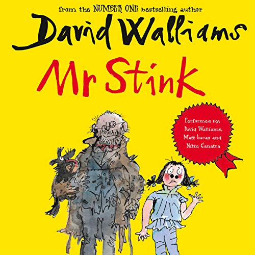Mr Stink Audiobook By David Walliams cover art