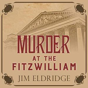 Murder at the Fitzwilliam Audiobook By Jim Eldridge cover art