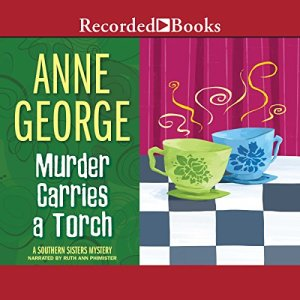 Murder Carries a Torch Audiobook By Anne George cover art