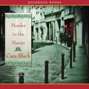 Murder in the Marais Audiobook By Cara Black cover art
